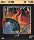 Neutopia TurboGrafx-16 Front Cover