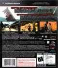 Way of the Samurai 3 PlayStation 3 Back Cover