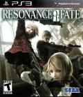 Resonance of Fate PlayStation 3 Front Cover