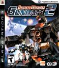 Dynasty Warriors: Gundam 2 PlayStation 3 Front Cover