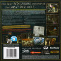 Icewind Dale II (Collector's Edition) Windows Back Cover