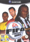 FIFA Soccer 2003 GameCube Front Cover