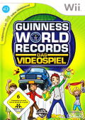 Guinness World Records: The Videogame Wii Front Cover