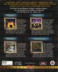 Forgotten Realms: The Archives - Collection Three DOS Back Cover