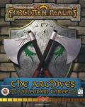 Forgotten Realms: The Archives - Collection Three DOS Front Cover