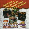 Classic CD-ROM Games 4 You: Vol. 1 DOS Other Jewel Case Front