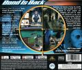 007: The World is Not Enough PlayStation Back Cover