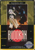 Budokan: The Martial Spirit Genesis Front Cover