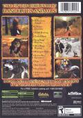 Cabela's Dangerous Hunts 2 Xbox Back Cover