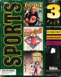 Sports 3 Pack DOS Front Cover
