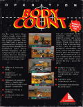 Operation Body Count DOS Back Cover