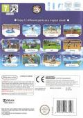 Wii Sports Resort Wii Other Keep Case - Back