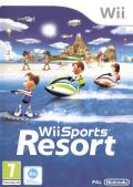 Wii Sports Resort Wii Other Keep Case - Front