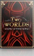 Two Worlds: Epic Edition Windows Front Cover Newer version