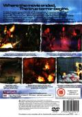 The Thing PlayStation 2 Back Cover