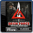 Delta Force: Urban Warfare PlayStation 3 Front Cover