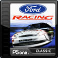 Ford Racing PlayStation 3 Front Cover