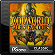 Oddworld: Abe's Exoddus PlayStation 3 Front Cover