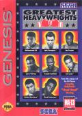 Greatest Heavyweights Genesis Front Cover