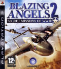 Blazing Angels 2: Secret Missions of WWII PlayStation 3 Front Cover
