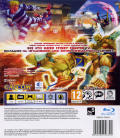 Super Street Fighter IV PlayStation 3 Back Cover