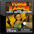 Tomb Raider: The Last Revelation PlayStation 3 Front Cover