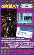 The Great 8 ZX Spectrum Front Cover