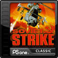 Soviet Strike PlayStation 3 Front Cover