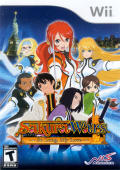 Sakura Wars: So Long, My Love Wii Front Cover