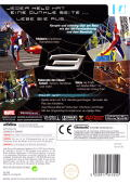 Spider-Man 3 Wii Back Cover
