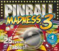 Pinball Madness 3 Windows Front Cover