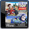 Disney•Pixar Toy Story Racer PlayStation 3 Front Cover