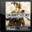 Vagrant Story PlayStation 3 Front Cover