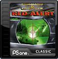 Command & Conquer: Red Alert PlayStation 3 Front Cover