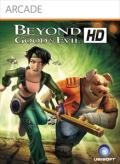 Beyond Good & Evil Xbox 360 Front Cover