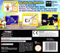 Drawn to Life Nintendo DS Back Cover