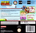 Mario vs. Donkey Kong 2: March of the Minis Nintendo DS Back Cover