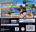 Surf's Up Nintendo DS Back Cover