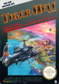 Tiger-Heli NES Front Cover
