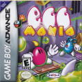 Egg Mania Game Boy Advance Front Cover