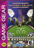 Caesars Palace Game Gear Front Cover