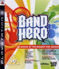 Band Hero PlayStation 3 Front Cover