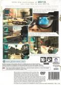 Tom Clancy's Ghost Recon: Advanced Warfighter PlayStation 2 Back Cover