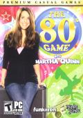 The 80's Game With Martha Quinn Windows Front Cover