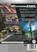 Need for Speed Underground 2 PlayStation 2 Back Cover