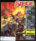 Siege & Siege Dogs of War Bundle DOS Front Cover Siege
