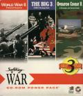 War: CD-ROM Power Pack DOS Front Cover