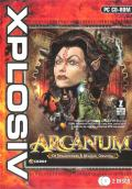 Arcanum: Of Steamworks & Magick Obscura Windows Front Cover