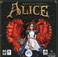 American McGee's Alice Macintosh Other Jewel Case - Front