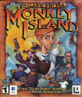 Escape from Monkey Island Macintosh Front Cover